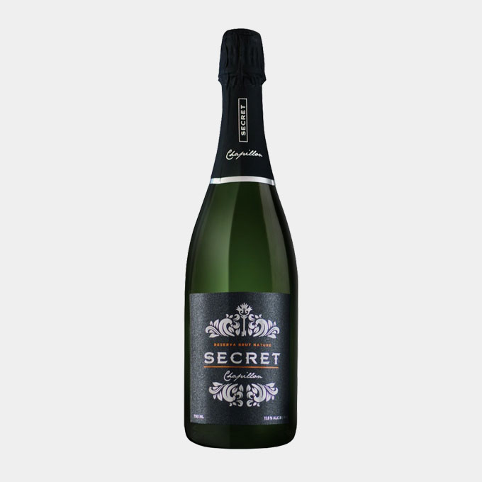 Christophe Chapillon • Secret • Cava Reserve Extra Brut • NV